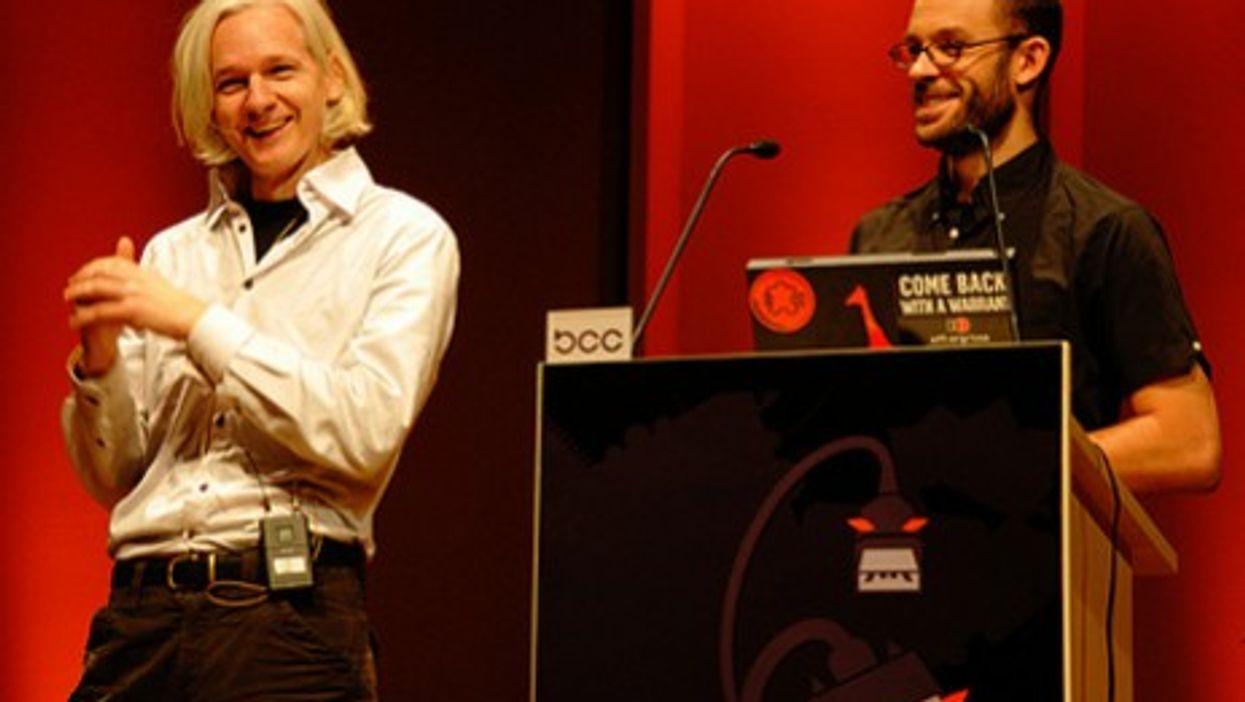 Wikileaks Schism: Former Top Cohort Takes On Julian Assange