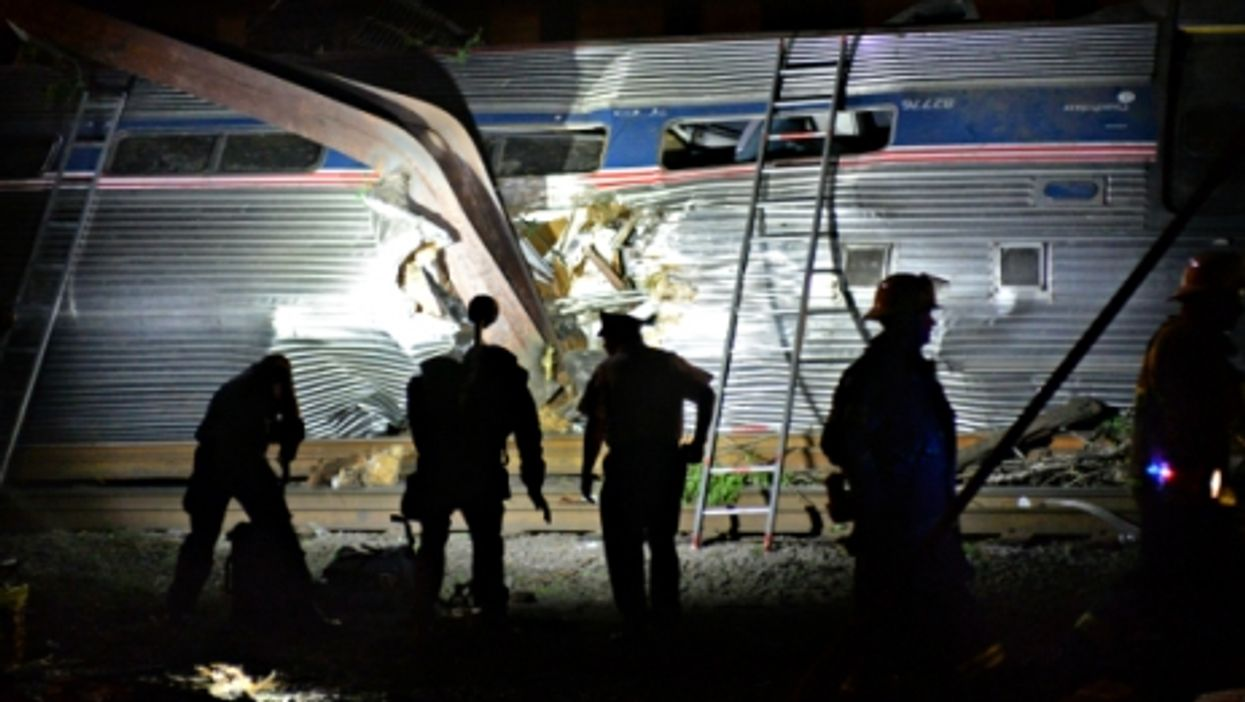 Nepal Toll, Philly Train Crash, Cannes Opens