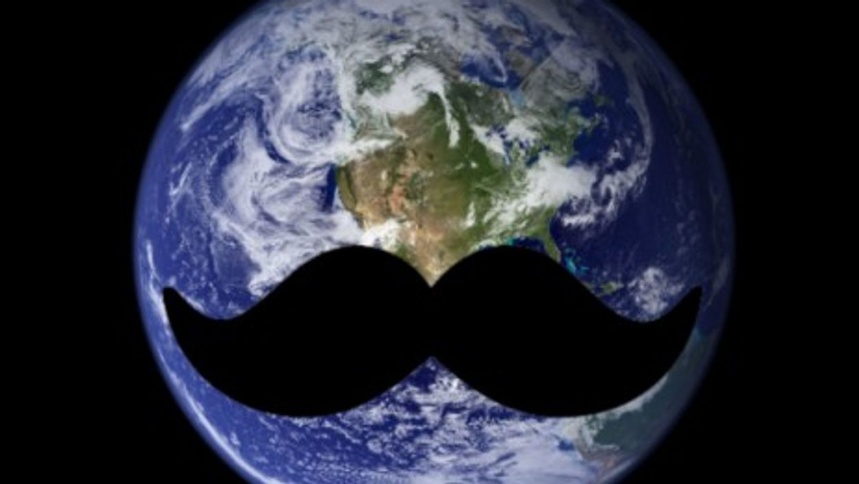 Movember Diplomacy: 9 World Leaders Get The Moustache Each One Deserves