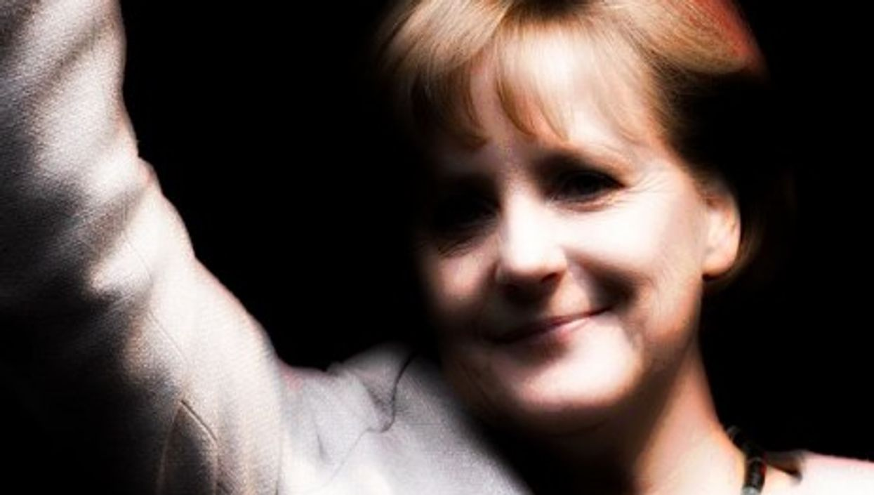 Smile Of A Snow Queen: Why Angela Merkel's Power Is A Risk Even To Herself