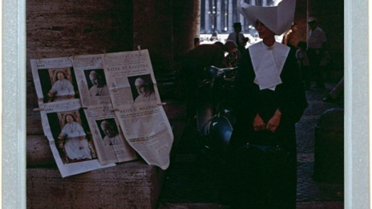 The Nun And The News
