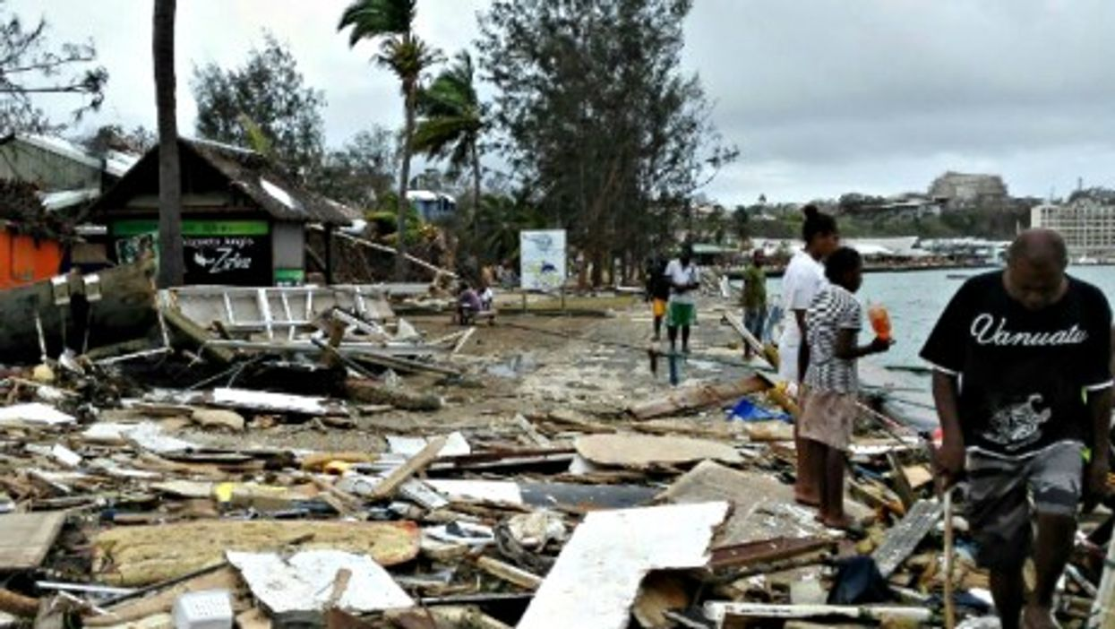 Cyclone Trashes Vanuatu, Dilma Under Fire, Ibrahimovic Disses France