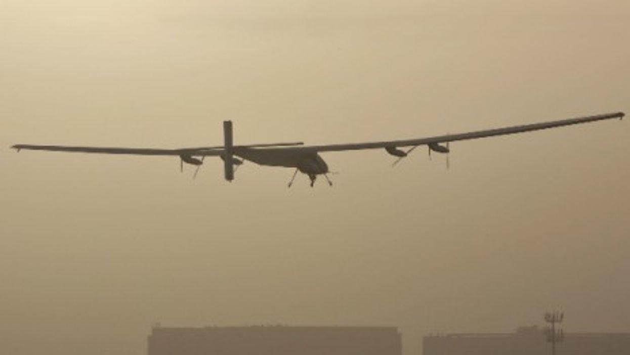 Assault On Boko Haram, Nemtsov Suspects, Solar Plane