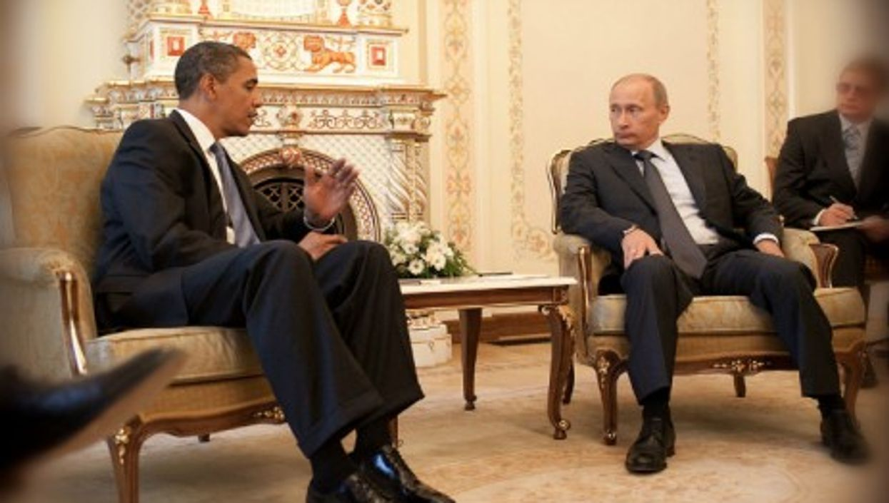 Syria And The Russian Reset Fail: How Putin Turned The Tables On Obama