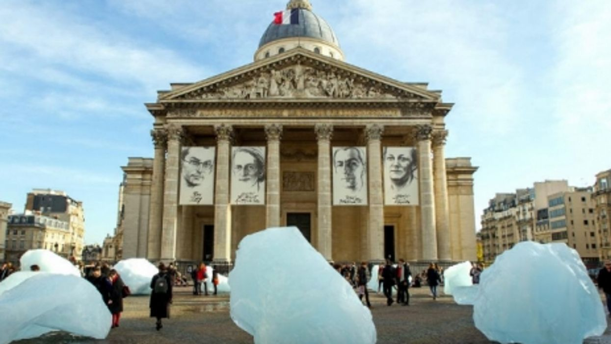 U.S. Terrorism Probe, Marine Le Pen Exclusive, Climate Art