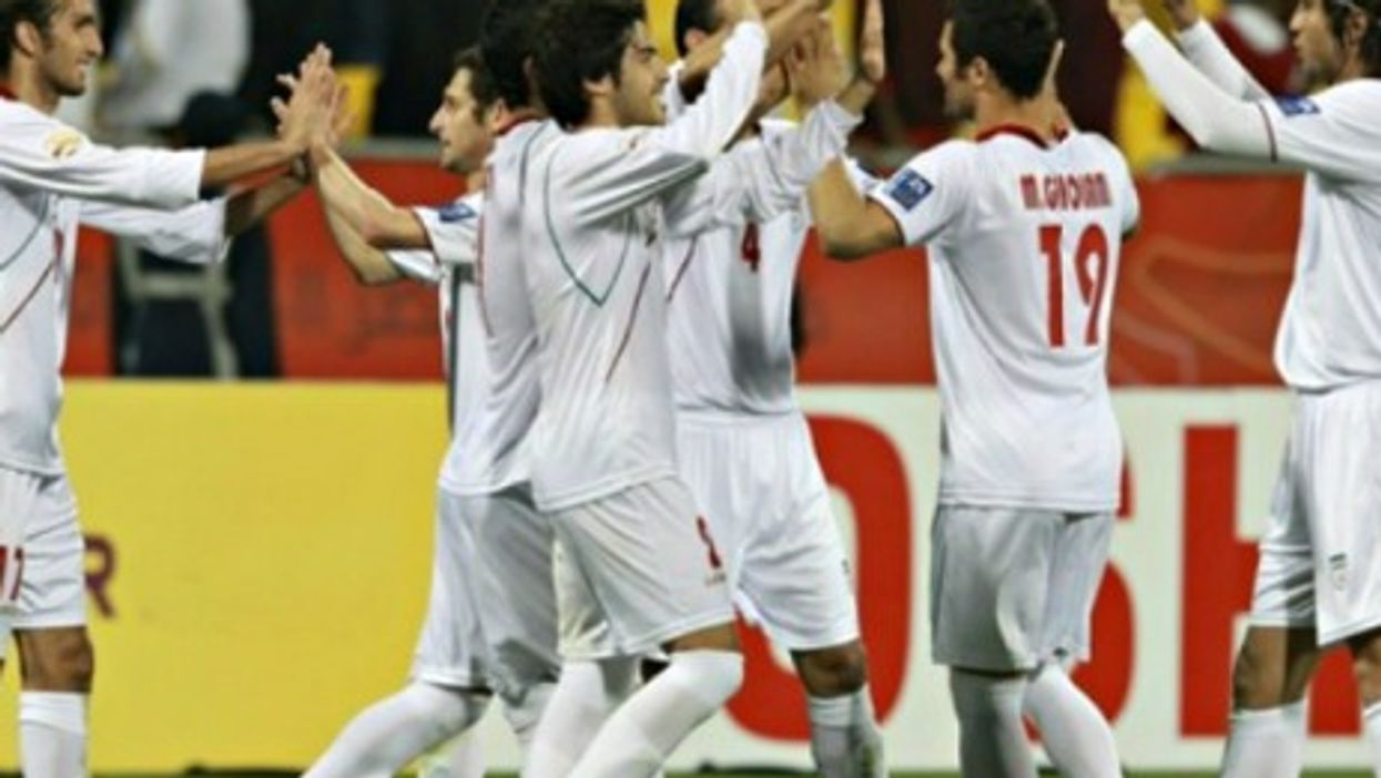 Iranian Austerity And Piety Curb World Cup Party