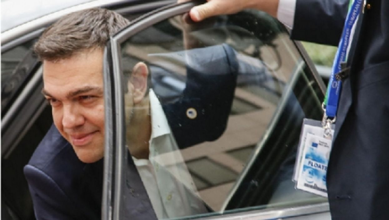 Tsipras in Strasbourg, US Army Cuts, Selfie Safety