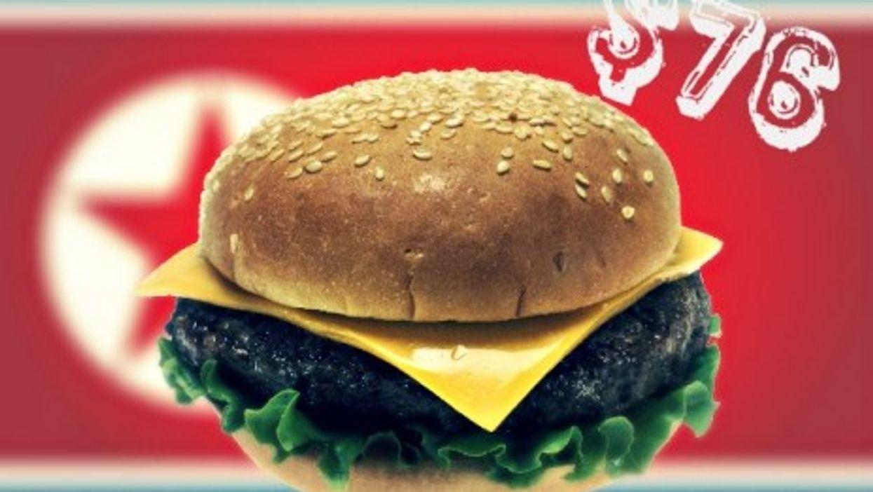 By The Numbers: N. Korean Burger, Rebuilding Gaza, Spain's Treasure