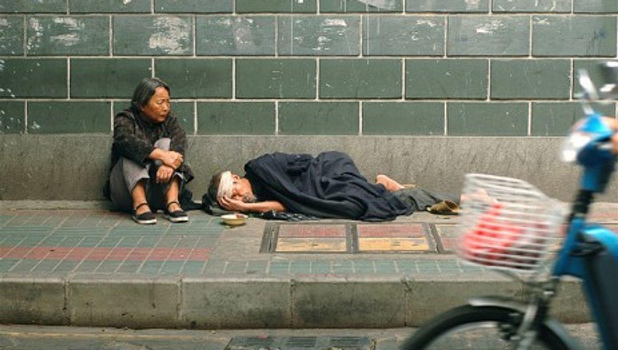 China's Slum Dwellers Need A Break