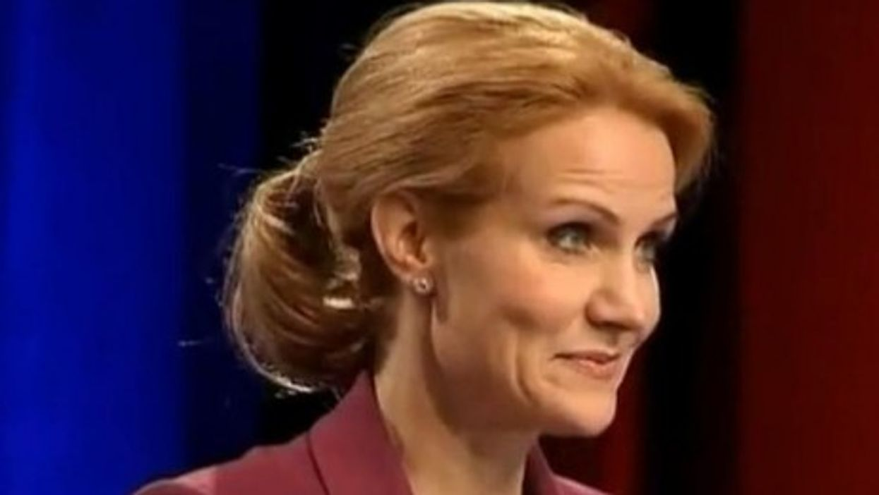Meet Denmark's First Female Prime Minister