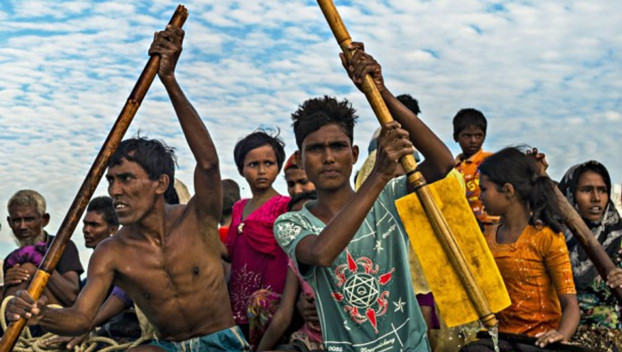 Watch:OneShot, Rohingya Ethnic Cleansing Began One Year Ago