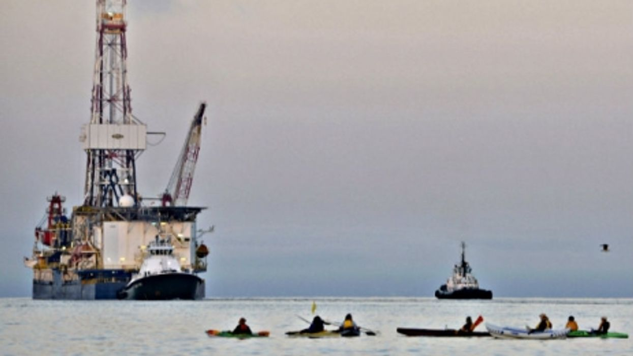 Why Big Oil's Thirst For Arctic Exploration Is Bound To Return