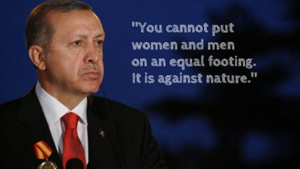 Verbatim: Erdogan, Marley's Daughter, Obama ... More