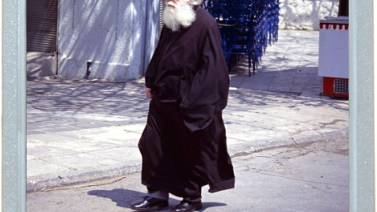 The Bishop's Beard