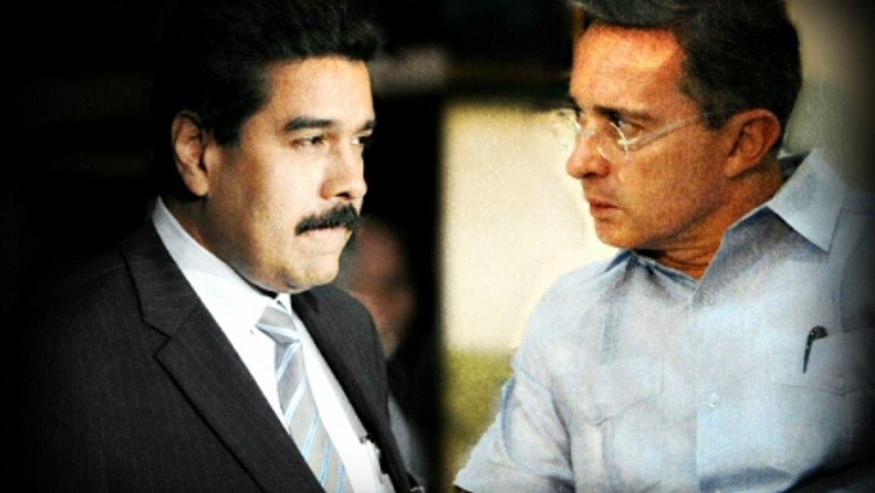 Maduro And Uribe, Latin America's Look-Alike Enemies