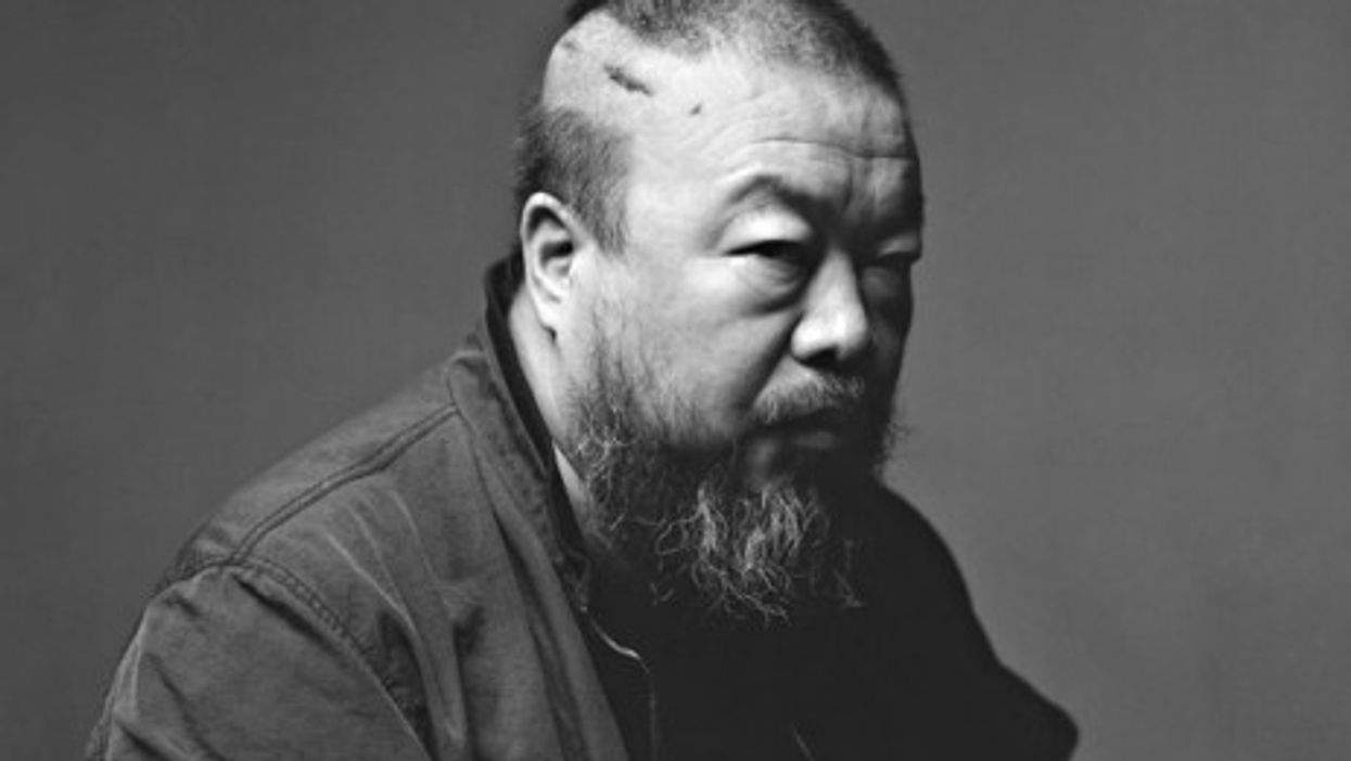 Ai Weiwei: China's Caged Artist Trying To Get To Alcatraz