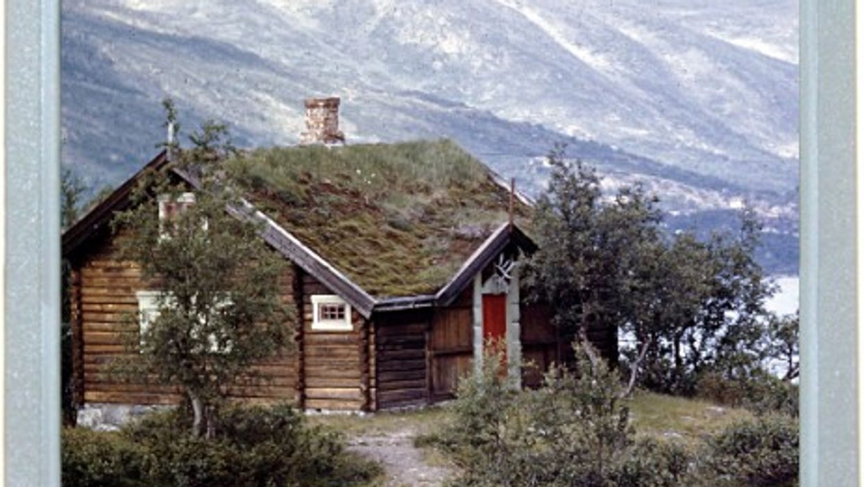 Little House On The Fjord