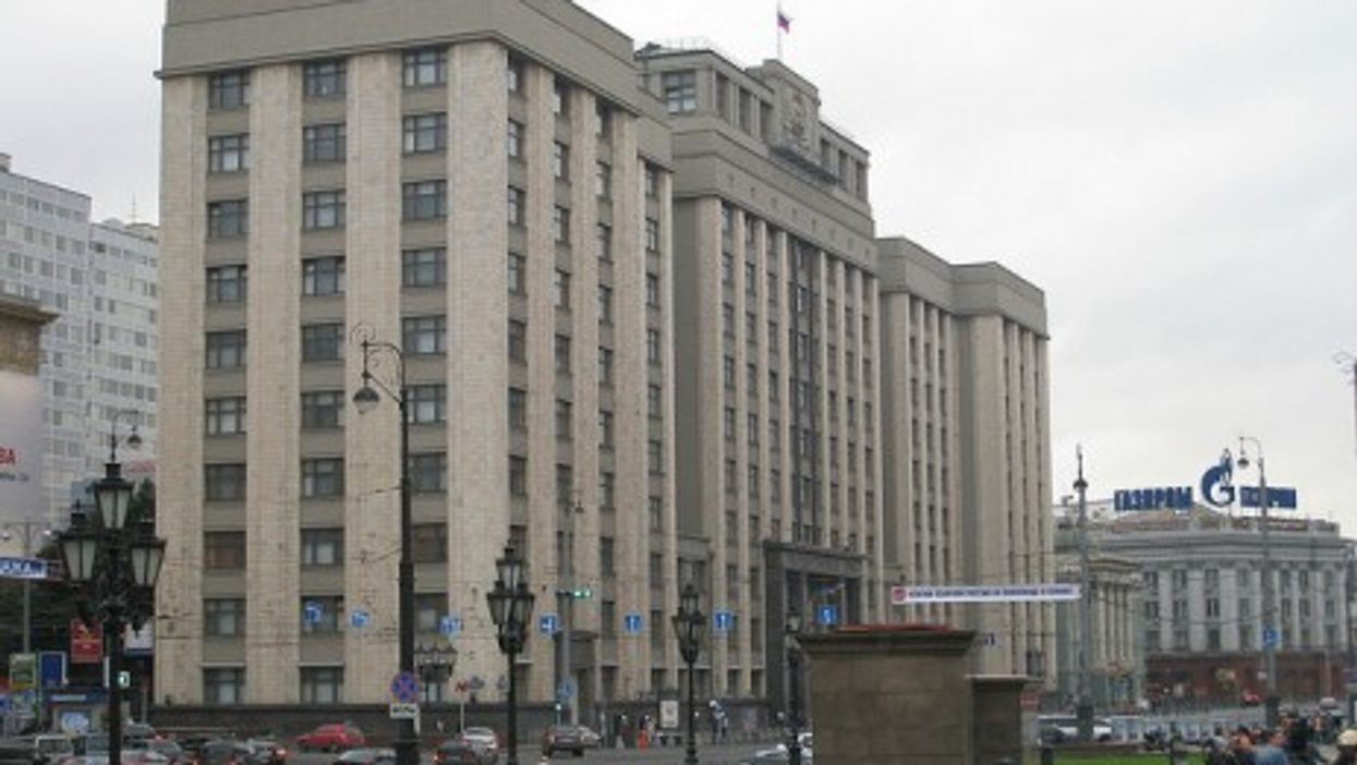 Russian Parliament To Ban Public Employees From Owning Foreign Assets