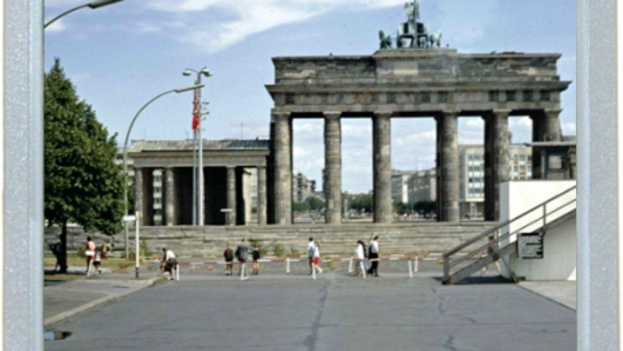 The Berlin Gate