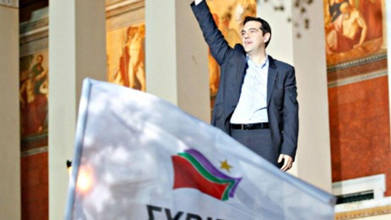 Syriza Wins Greek Election, Europe Reacts