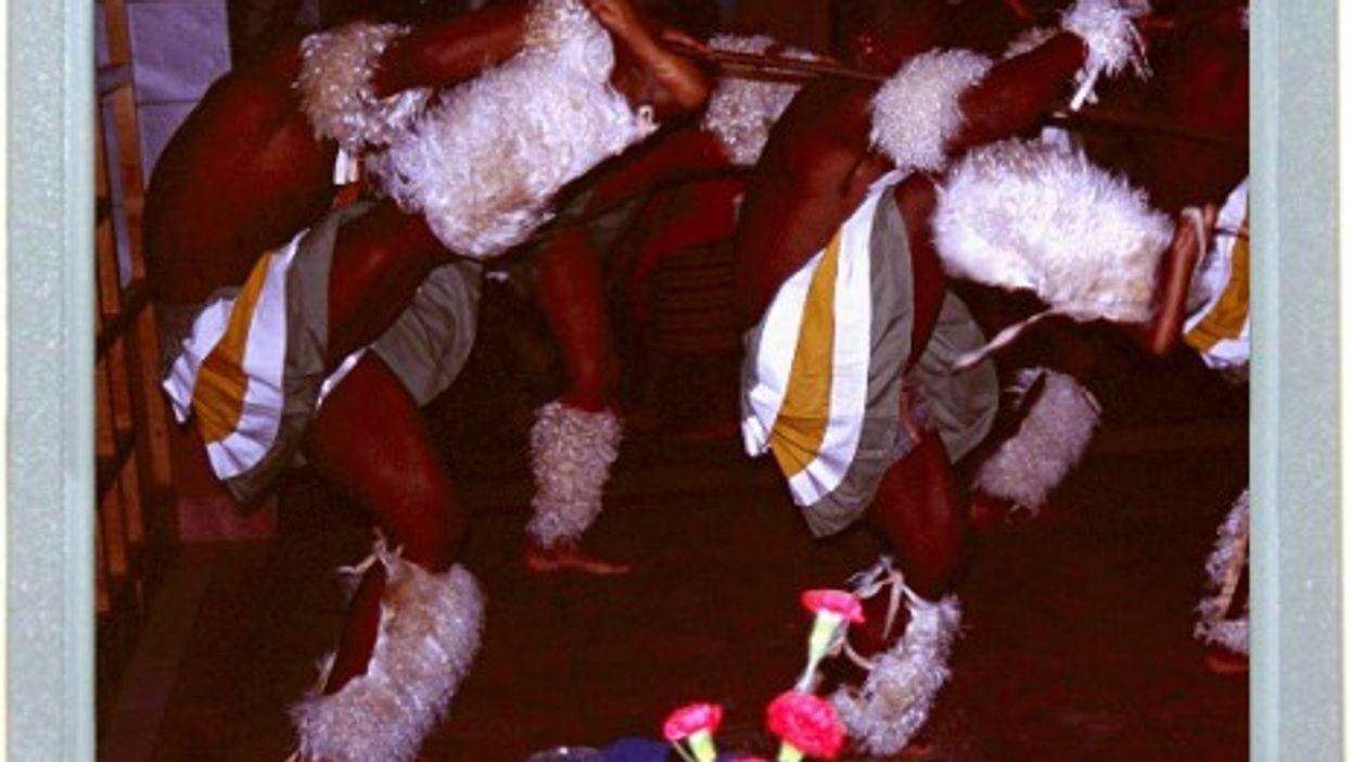 Zulu Pompom