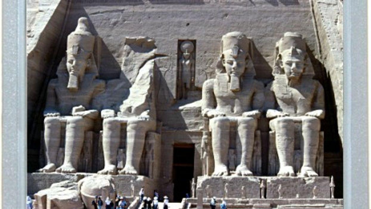 The Pharaoh's New Digs