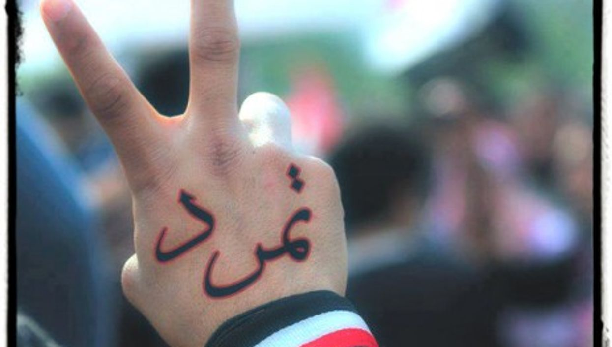 Meet The Three Young Men Who Decided To Oust Mohammed Morsi