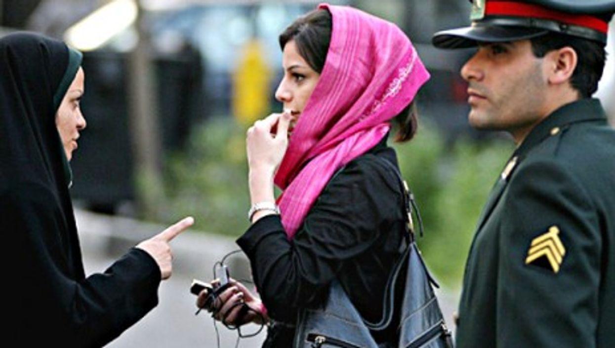 'Indecent Dressing' Debate Flares Again In Iran