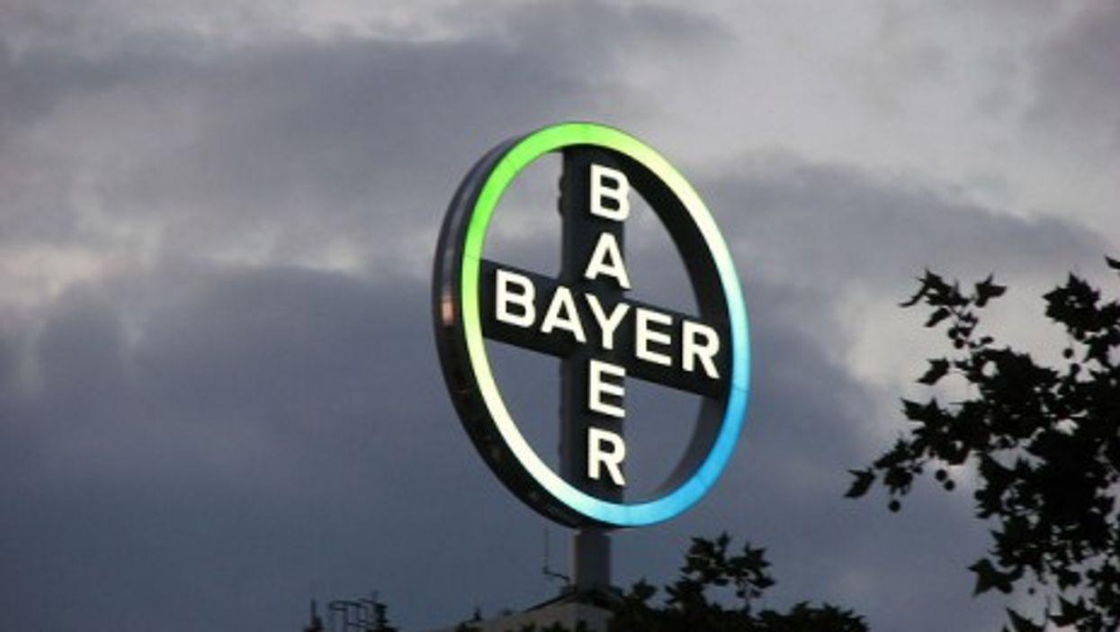 Bayer's Big Bet On China
