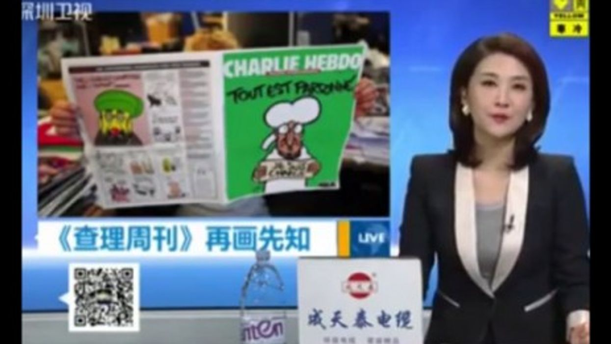 Charlie Hebdo Coverage From Around The World (Video)