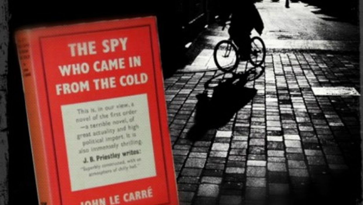 On Its 50th Anniversary, An Appreciation Of John Le Carre's Classic Spy Novel