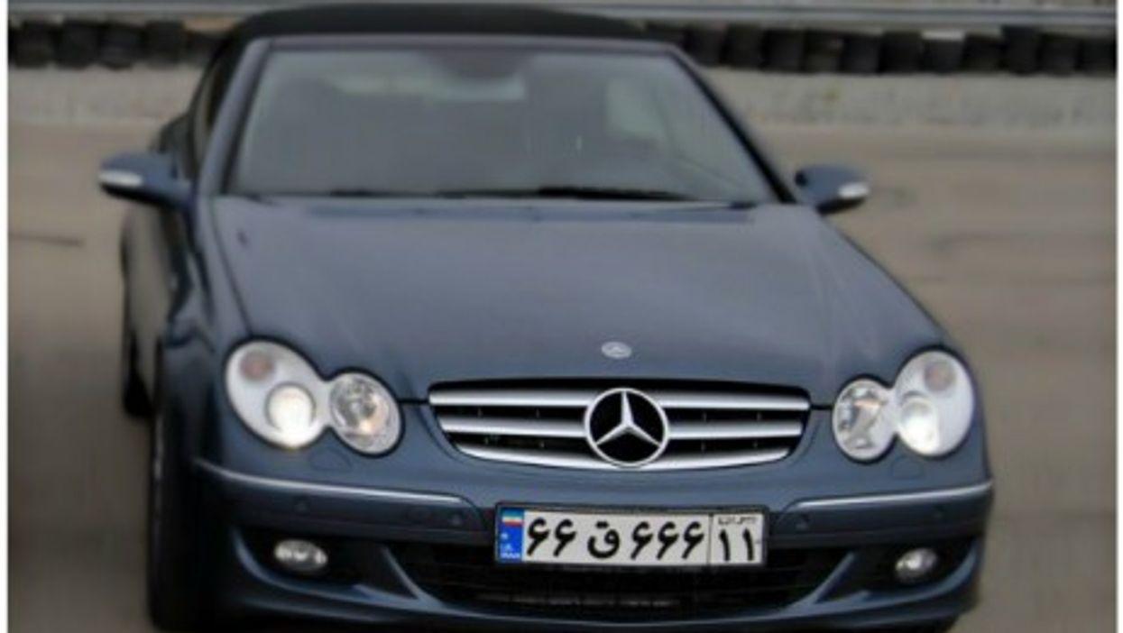 Luxury Car Rentals Booming In Tehran