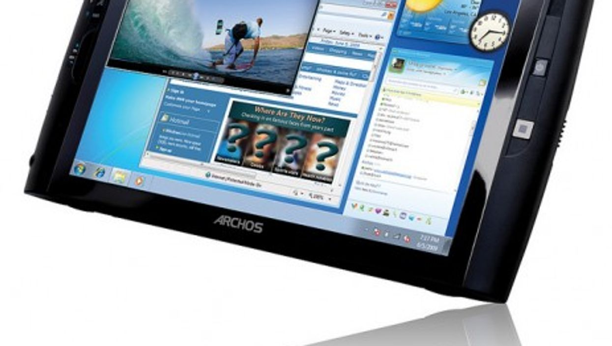 French iPad Alternative: Archos Tablets Try To Conquer China