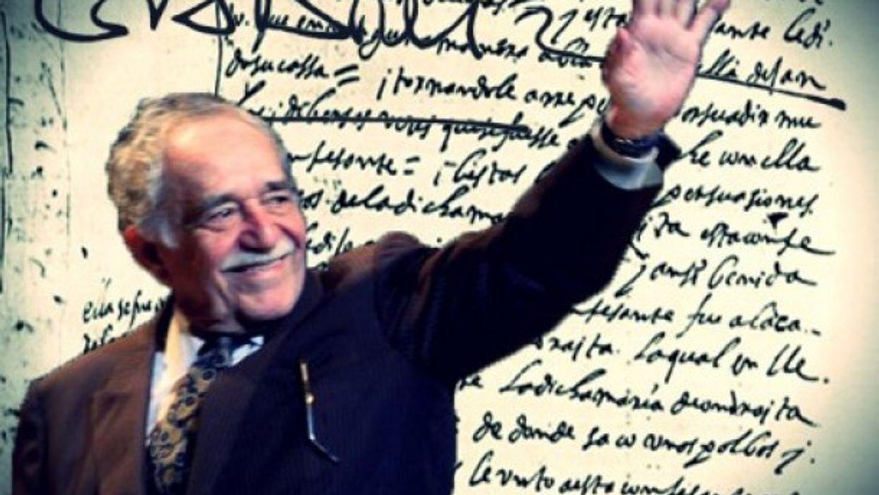 A Poem Of Life: Unpublished Letters Of Gabriel Garcia Marquez