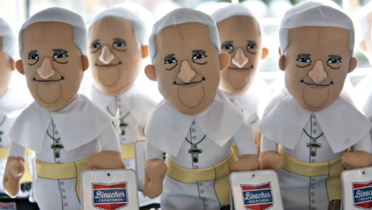 Pope in U.S., Genocide Prediction, VW Scandal