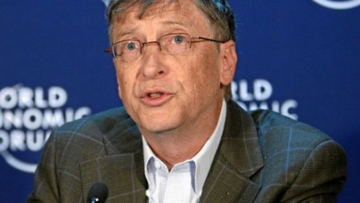 Bill Gates' Next Great Innovation: The Waterless Toilet
