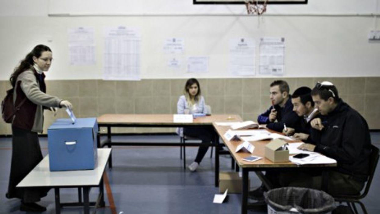 Israel Votes, Greece Gets The Finger, Cervantes' Tomb