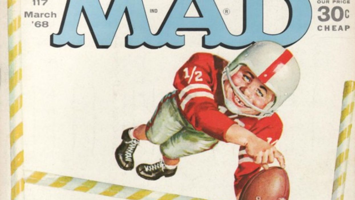An Indian Writer's Faraway Farewell To MAD Magazine