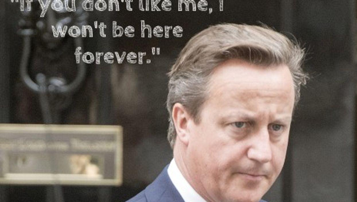 Anti-ISIS Strikes, Cameron's Plea, Daredevil Grandma