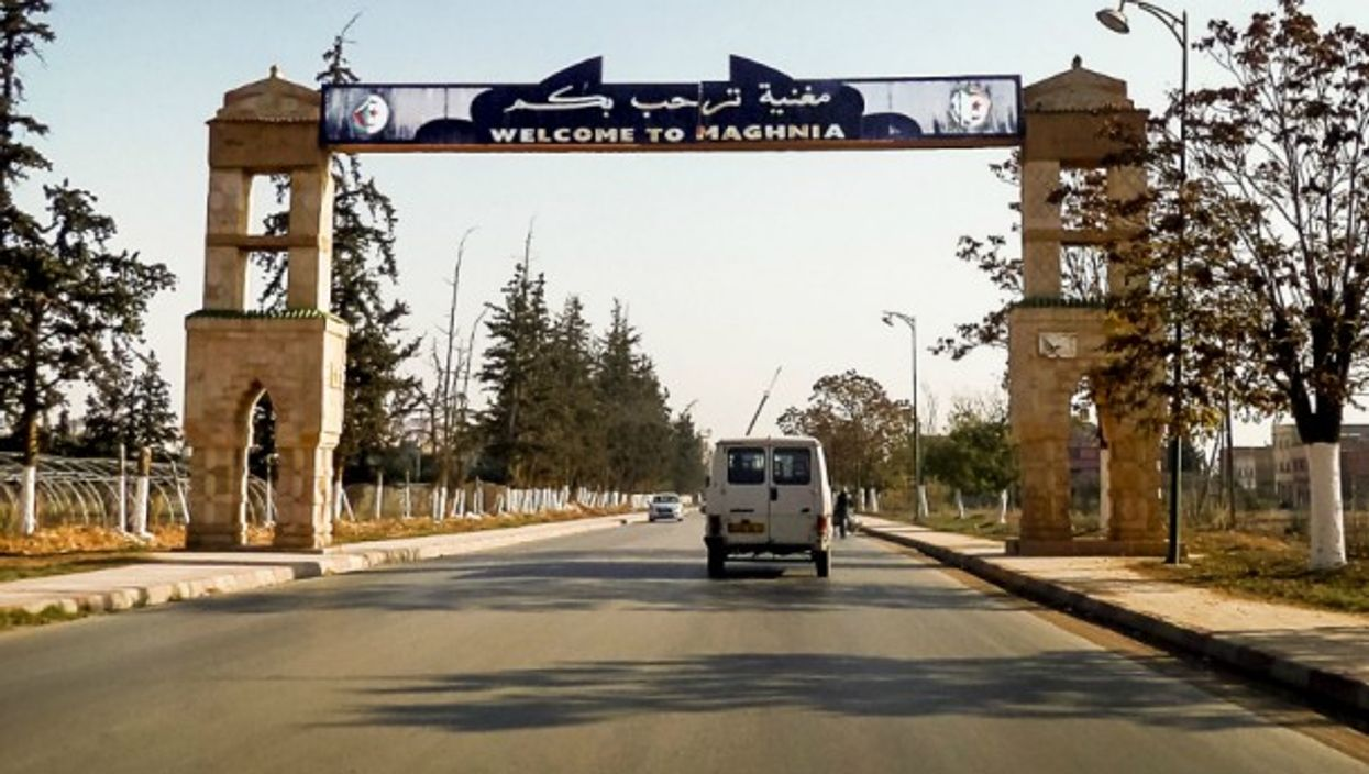 A New Migrant Gateway On Algeria's Western Border