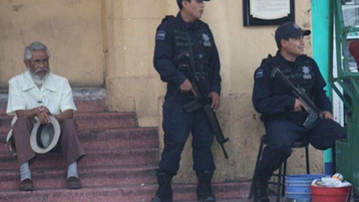 LATIN AMERICA: Narco Kingpin Arrested In Shooting Of Soccer Star Salvador Cabañas