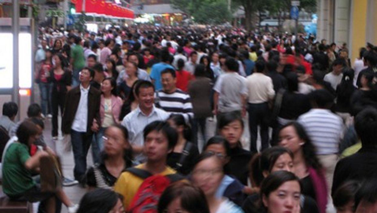 CHINA: Beijing Population Set To Hit 20 Million, Authorities Say 'Stop!'