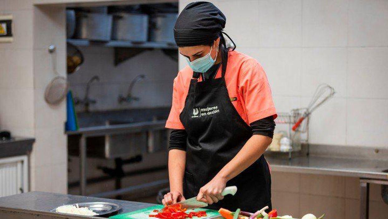 How Argentina's Soup Kitchen Cooks Serve Up Haute Cuisine