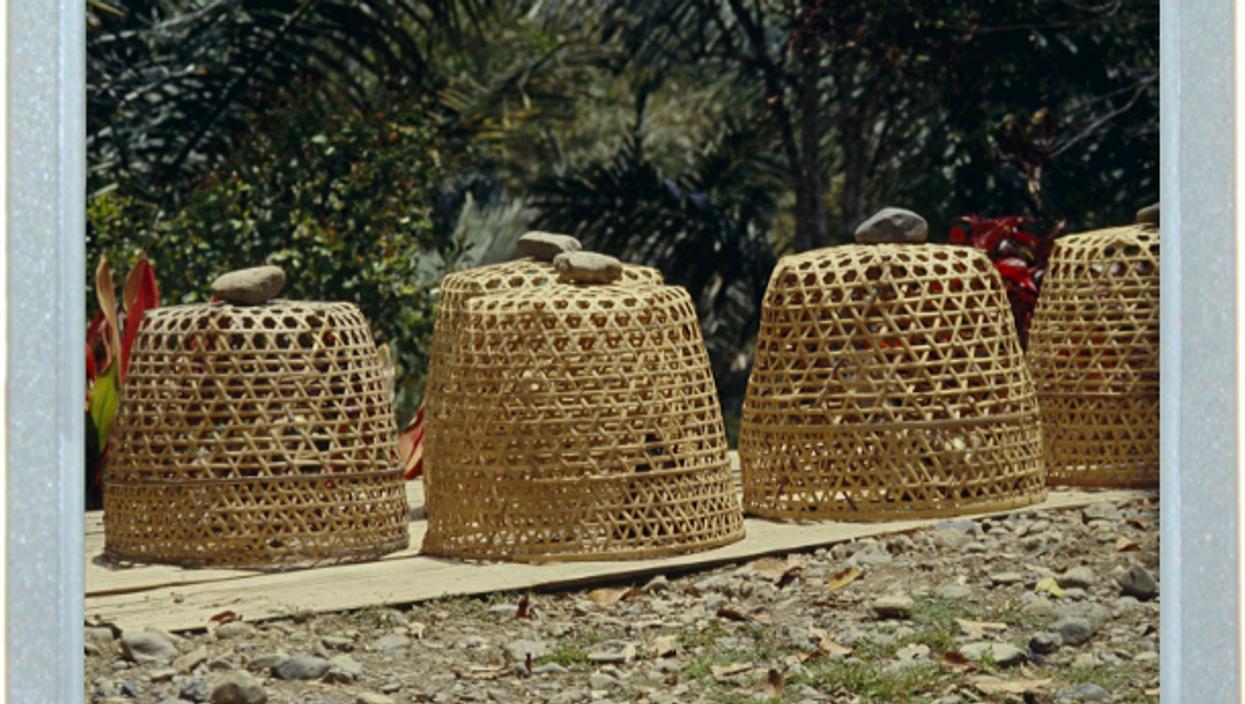 A Balinese Basket Riddle