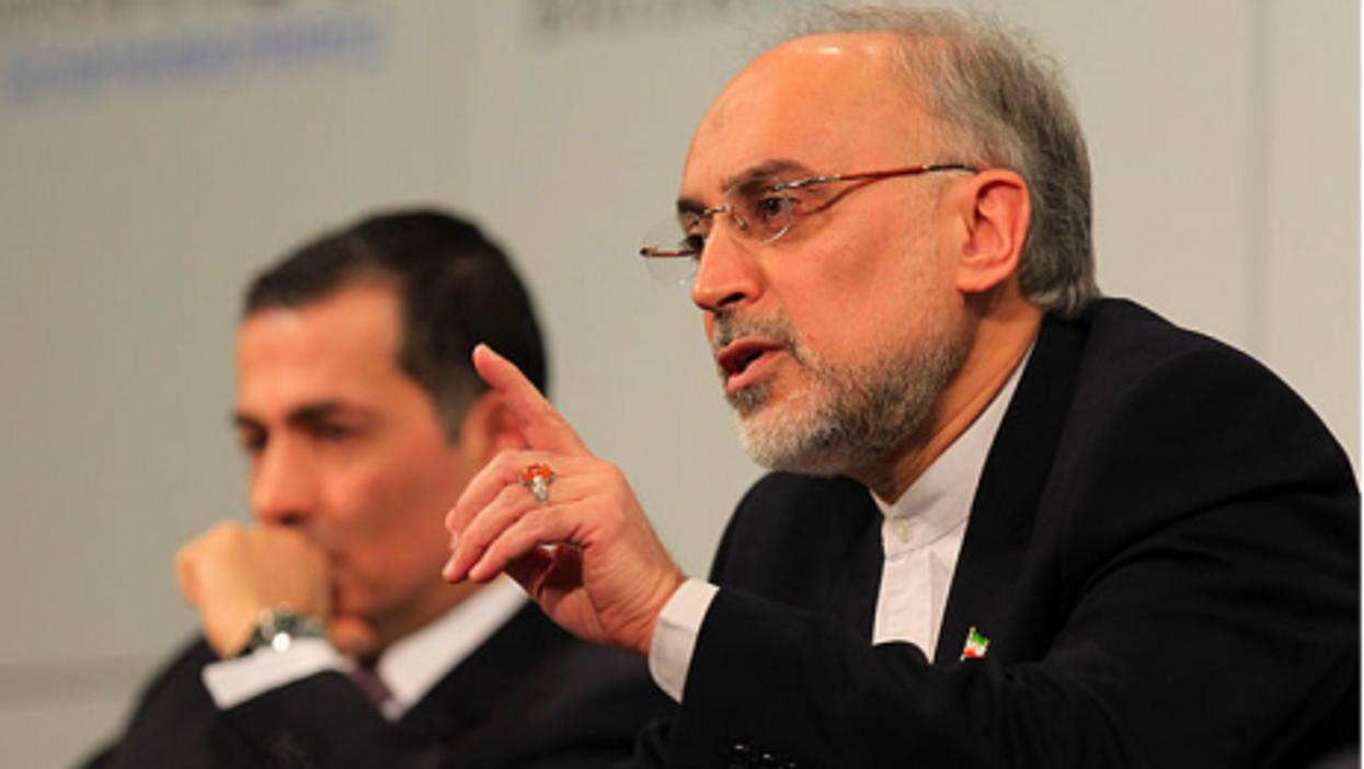 Iran's Mistrust Of West Still Runs Very Deep