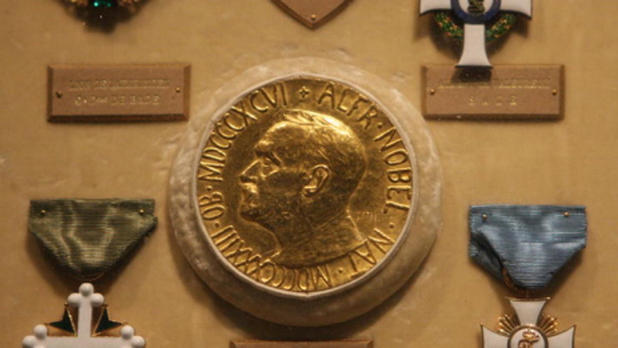 Malala, Chelsea, Vladimir - A World Tour Of 10 Nobel Peace Prize Hopefuls