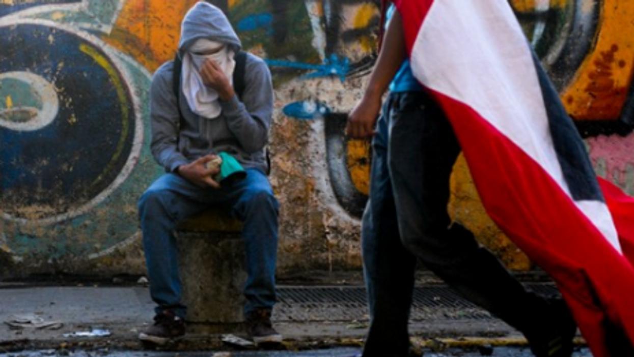 Snapshot Of The World: Caracas, Kiev, San Francisco