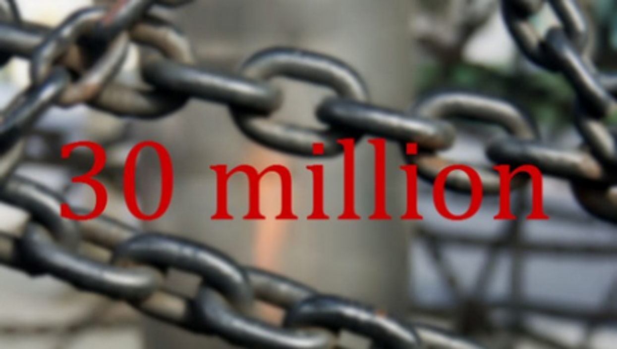 By The Numbers: Global Slaves, Marijuana Costs, Gamer's Income