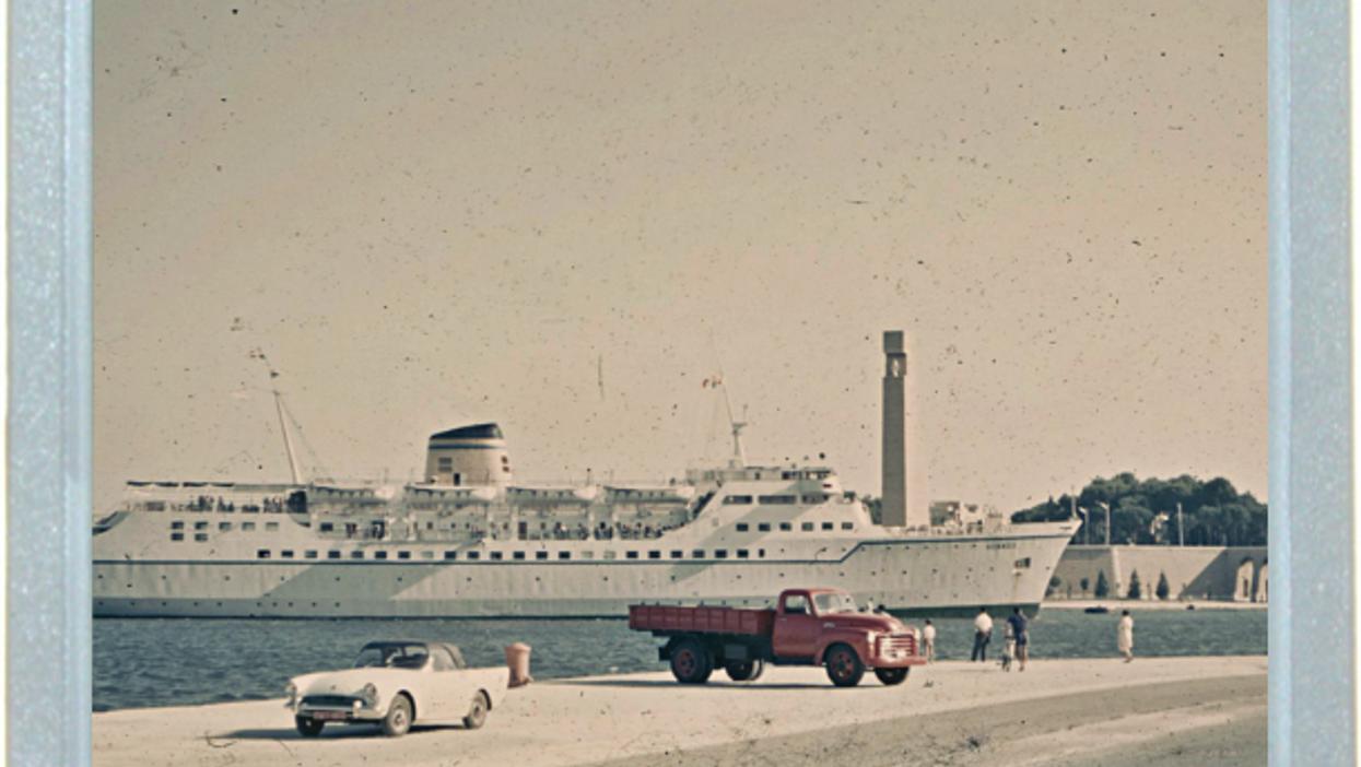 Bari, Port Of Yore