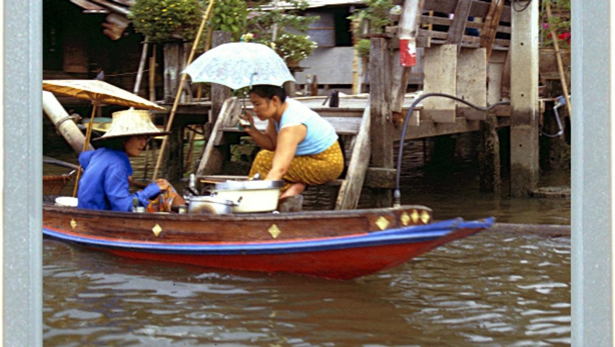 A Khlong Time Ago